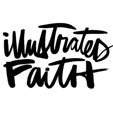 illustrated faith logo